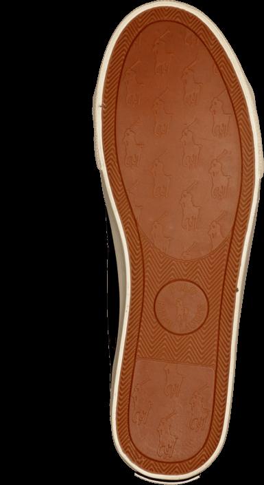 Kjøp Ralph Lauren Junior Falmuth Hi Black Svarte Sko Online