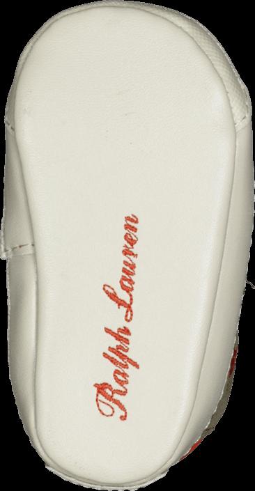 Kjøp Ralph Lauren Junior Bronson Mid Lauette Army Camouflage Brune Sko Online
