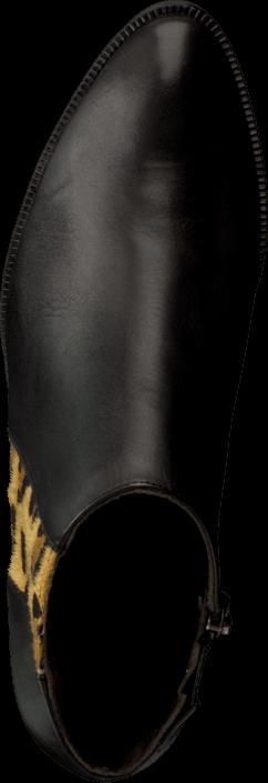 Kjøp Tamaris 1-1-25062-33 Black/Leopard Svarte Sko Online