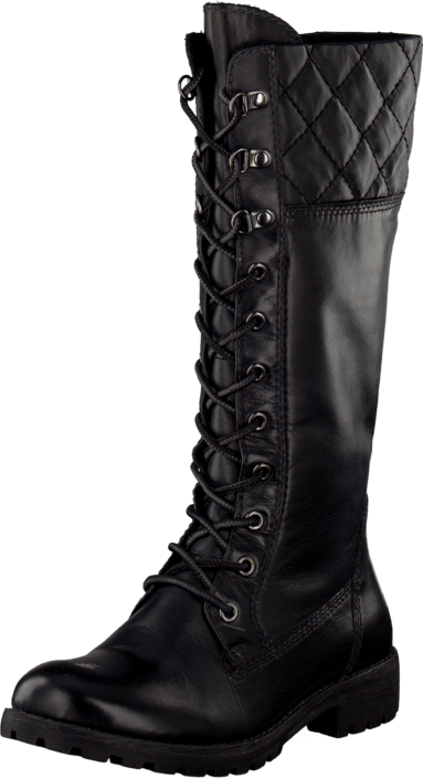 Kjøp Tamaris 1-1-26609-23 Black Svarte Sko Online