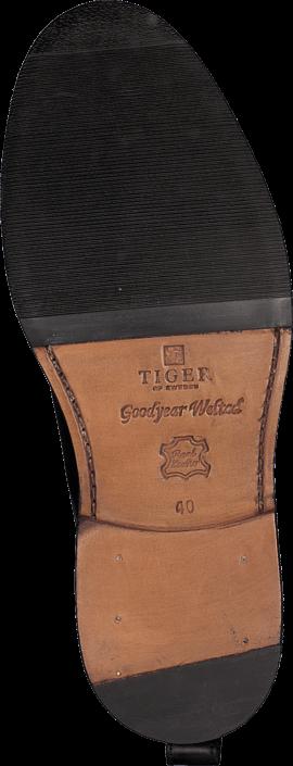 Kjøp Tiger of Sweden Frank 11 050 Black Svarte Sko Online
