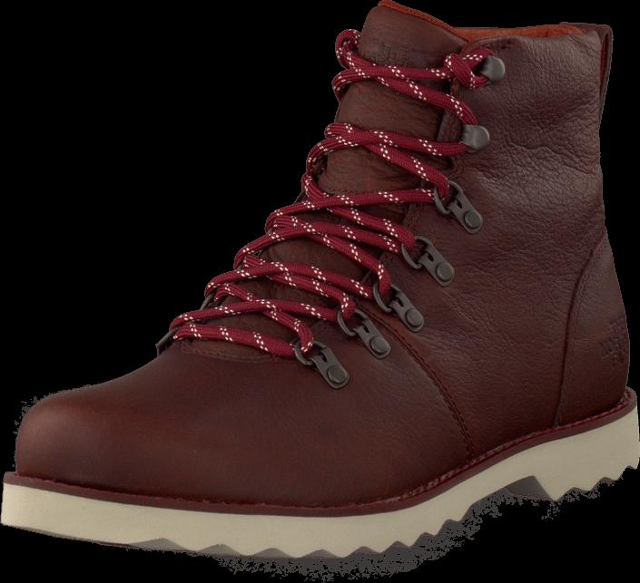 Kjøp The North Face Ballard II Brown , Red Brune Sko Online