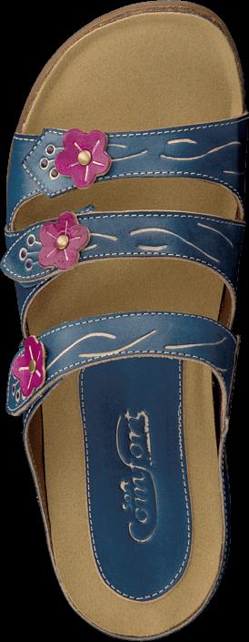 Kjøp Soft Comfort Divina Blue Brune Sko Online