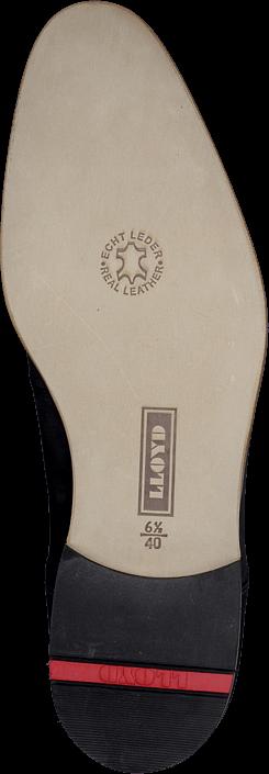 Kjøp Lloyd Dodge Black Svarte Sko Online