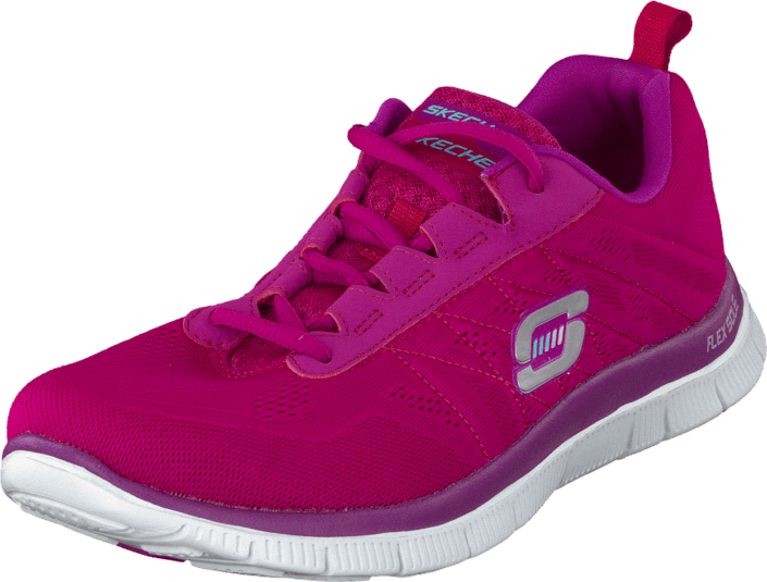 Kjøp Skechers Love your style Pink/purple Lilla Sko Online