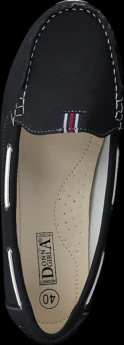 Kjøp Donna Girl 49390 Black Svarte Sko Online