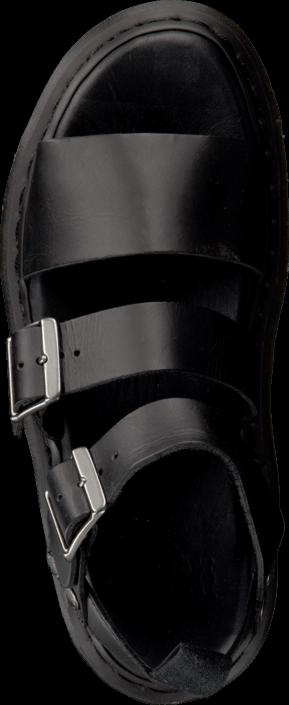 Kjøp Dr Martens Gryphon Black Svarte Sko Online