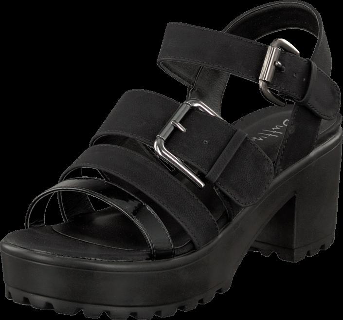 Kjøp Duffy 96-63706 Black Svarte Sko Online