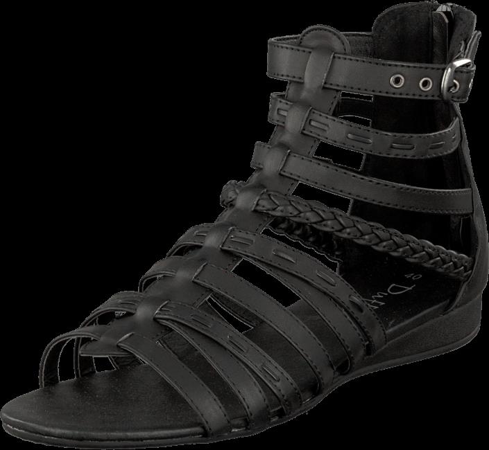 Kjøp Duffy 75-28857 Black Svarte Sko Online