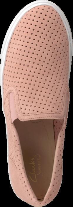 Kjøp Clarks Glove Puppet Dusty Pink Beige Sko Online