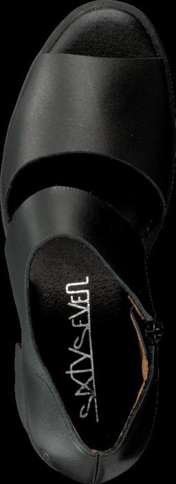 Kjøp Sixtyseven 76781 Aino Vachetta Black Svarte Sko Online