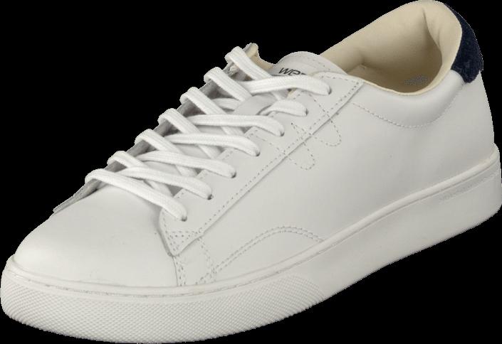 Kjøp WeSC OCP02 - Off Court Sneaker White Hvite Sko Online