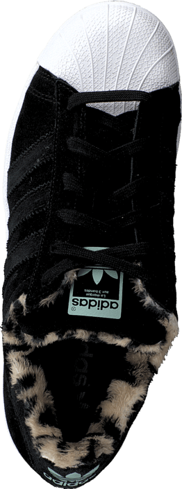 Kjøp adidas Originals Superstar W Core Black/Core Black/White Svarte Sko Online