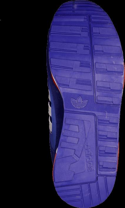Kjøp adidas Originals Zx 850 K Royal/Ftwr White Blå Sko Online