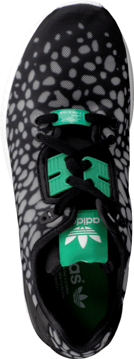 Kjøp adidas Originals Zx Flux Decon W Core Black/Surf Green/White Grå Sko Online