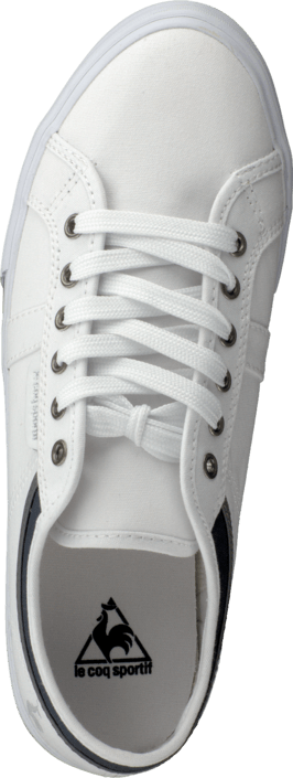 Kjøp Le Coq Sportif Patrick canvas Bright White New Hvite Sko Online