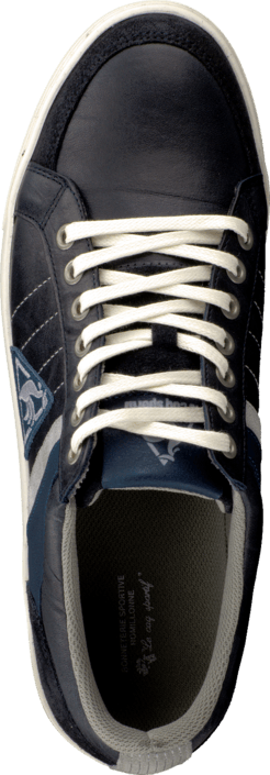 Kjøp Le Coq Sportif Obelisk Low Dress Blue Blå Sko Online