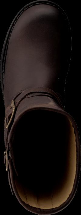 Kjøp Johnny Bulls Mid Boot Brown/Gold Brune Sko Online