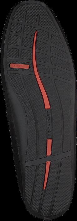 Kjøp Rockport Total Motion Driver Black Nappa Svarte Sko Online