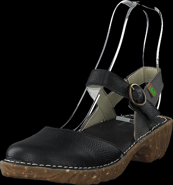 Kjøp El Naturalista Yggdrasil N178 Black Brune Sko Online