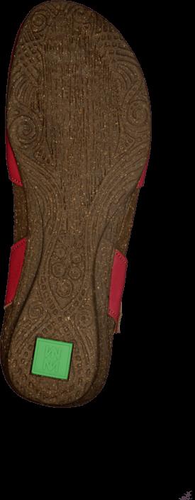Kjøp El Naturalista Wakataua ND71 Red Brune Sko Online