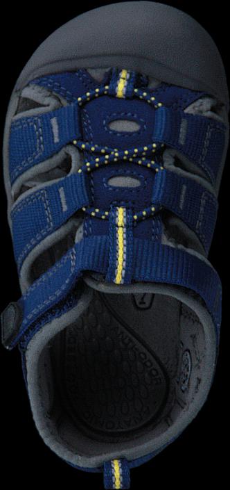 Kjøp Keen Newport H2 Infant Blue Depths/Gargoyle Grå Sko Online