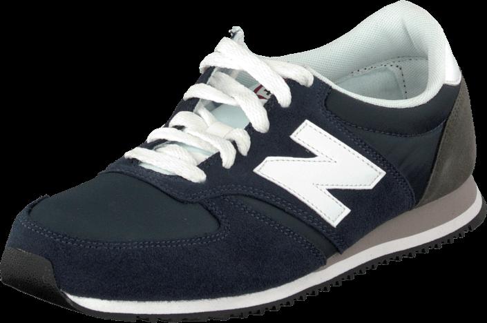 Kjøp New Balance U420CNW Navy Blå Sko Online