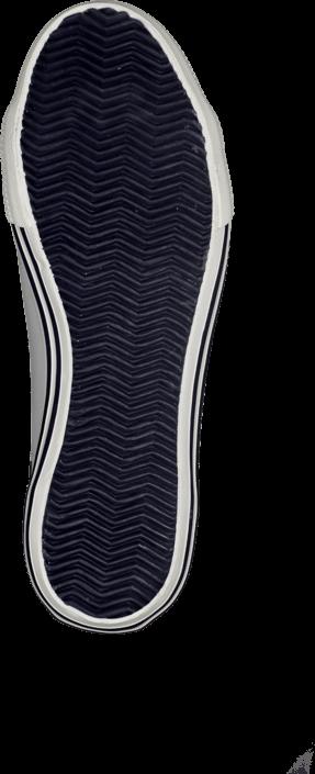 Kjøp Helly Hansen Fjord Leather White / Navy Hvite Sko Online