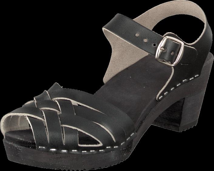 Kjøp Mohedatoffeln TOPZY Black Brune Sko Online