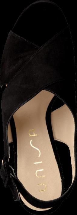 Kjøp Unisa Voem Black Svarte Sko Online