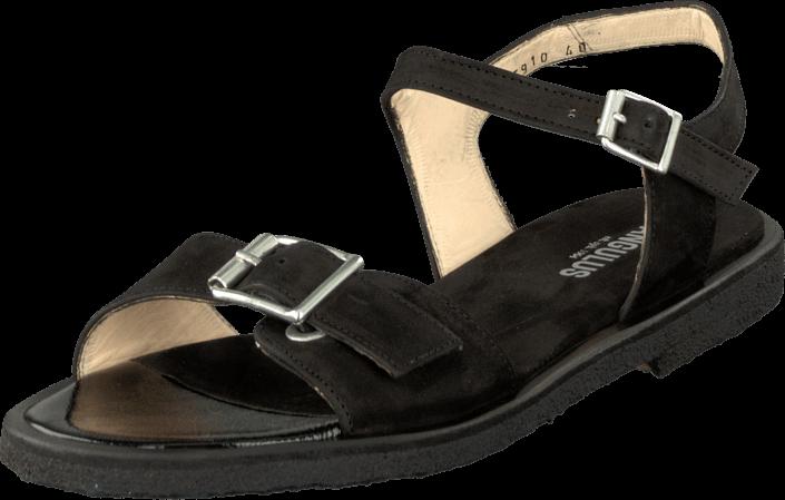 Kjøp Angulus 5910-104 Black Svarte Sko Online