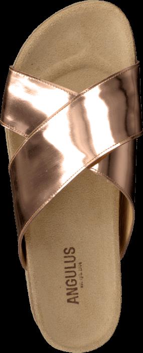 Kjøp Angulus 5465-102 Copper Beige Sko Online