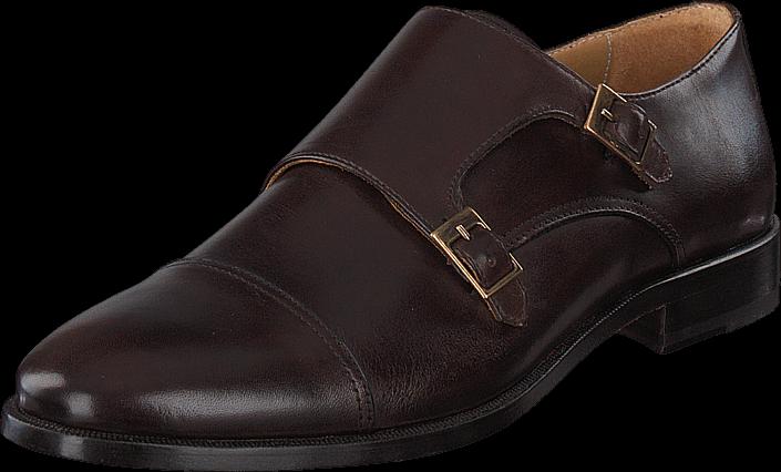 Kjøp Oscar Jacobson Paolo 192 Dark Brown Brune Sko Online