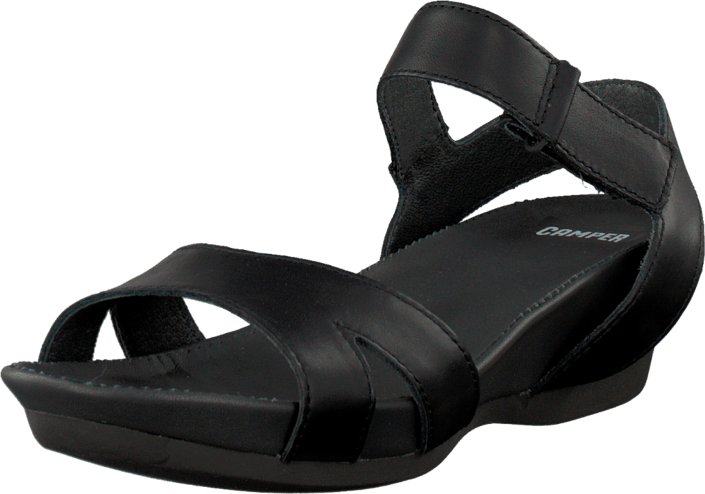 Kjøp Camper Micro 22555-008 Black Svarte Sko Online