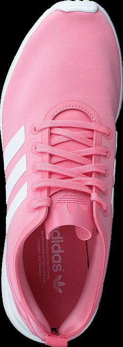 Kjøp adidas Originals Zx Flux Smooth W Super Pop Rosa Sko Online
