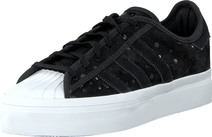 Kjøp adidas Originals Superstar Rize W Core Black Svarte Sko Online