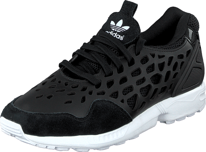 Osta Adidas Originals Zx Flux Lace W Core Black | BRANDOS.fi
