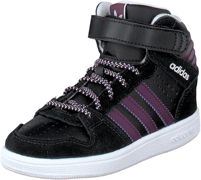 Kjøp adidas Originals Pro Play 2 Cf I Core Black Grå Sko Online