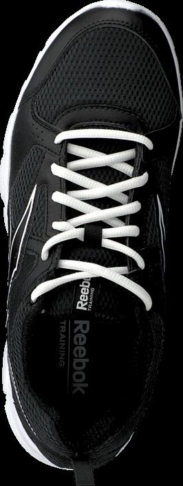 Kjøp Reebok Trainfusion 5.0 Gravel/Black/White Svarte Sko Online