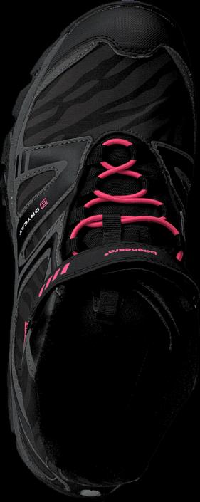 Kjøp Bagheera Yukon Black/Pink Grå Sko Online