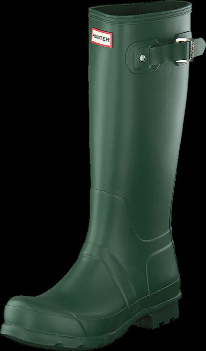 Kjøp Hunter Mens Orig Tall Hunter Green Grønne Sko Online