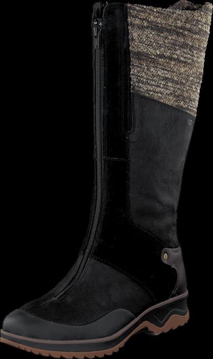 Kjøp Merrell Eventyr Cuff Wtpf Black Svarte Sko Online