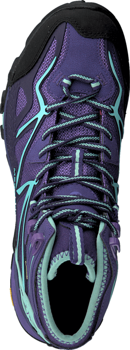 Kjøp Merrell Capra Mid Sport Gtx Royal Lilac/Adventurine Blå Sko Online