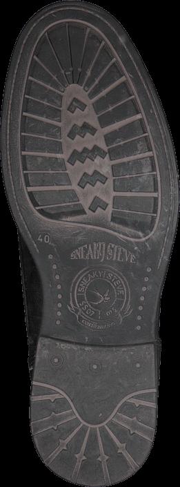 Kjøp Sneaky Steve Hook W Brown Svarte Sko Online