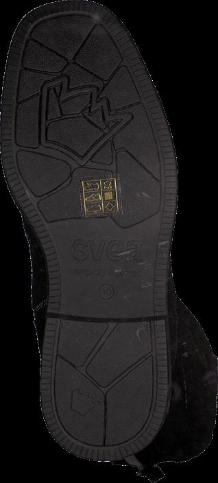 Kjøp Svea Tranås 5 Black Svarte Sko Online