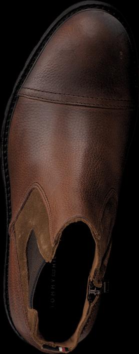 Kjøp Tommy Hilfiger Curtis 11A Winter Cognac Brune Sko Online