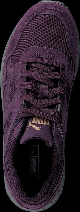 Kjøp Puma R698 Winterized WnS Purple Lilla Sko Online