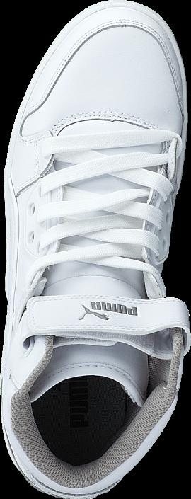 Kjøp Puma Puma Rebound Street L White-White Hvite Sko Online