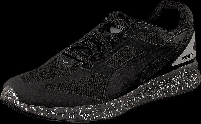 Kjøp Puma Ignite Fast Forward Black Svarte Sko Online