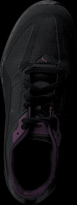 Kjøp Puma Ignite Suede Black Svarte Sko Online